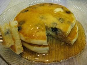 Favourite Blueberry Pancakes
